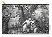The Death Of Eurydice Carry-all Pouch