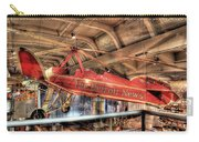 The Detroit News Airplane Dearborn Mi Carry-all Pouch