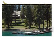 The Dock At Sugar Pine Point State Park Carry-all Pouch
