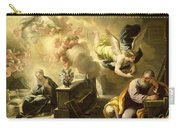 The Dream Of Saint Joseph Carry-all Pouch