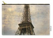 The Eiffel Tower Carry-all Pouch by Laurie Search