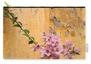 The Escaping Bougainvillea Carry-all Pouch