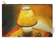 The Evening Lamp Carry-all Pouch