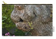 The Face In The Tree Carry-all Pouch
