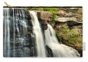 The Face Of The Falls Carry-all Pouch
