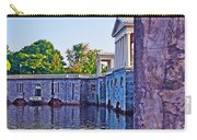 The Fairmount Waterworks In Philadelphia Carry-all Pouch