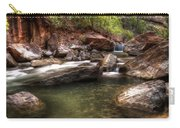 The Falls Virgin River Carry-all Pouch
