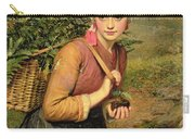 The Fern Gatherer Carry-all Pouch
