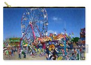 The Ferris Wheel At The Fair Carry-all Pouch
