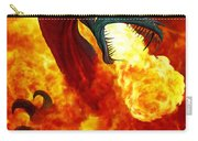 The Fire Dragon Carry-all Pouch