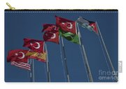 The Flags Of The Participating Nations Carry-all Pouch