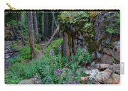 The Forest Trail Carry-all Pouch
