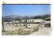 The Forum At Sebastia Carry-all Pouch