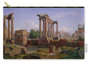 The Forum Rome  Carry-all Pouch