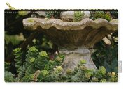The Fountain Painterly Carry-all Pouch