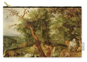 The Garden Of Eden Carry-all Pouch