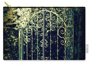 The Gate In The Grotto Of The Redemption Iowa Carry-all Pouch