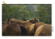 The Gathering At Ryerss Farm Carry-all Pouch
