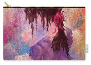 The Girl Of Many Colors Carry-all Pouch