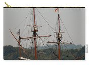 The God Speed Tall Ship Carry-all Pouch