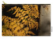The Golden Fern Carry-all Pouch
