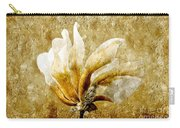 The Golden Magnolia Carry-all Pouch by Andee Design