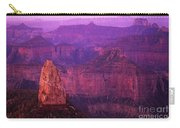The Grand Canyon North Rim Carry-all Pouch