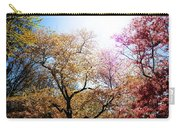 The Grandest Of Dreams - Cherry Blossoms - Brooklyn Botanic Garden Carry-all Pouch