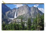 The Grandeur Of Yosemite Falls Carry-all Pouch