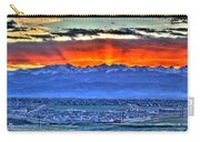 The Great Sunset Carry-all Pouch