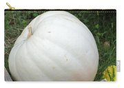 The Great White Pumpkin Carry-all Pouch