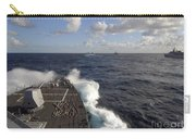The Guided-missile Destroyer Uss Nitze Carry-all Pouch
