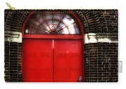 The Guitar And The Red Door Carry-all Pouch