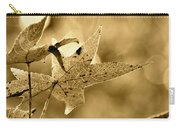 The Gum Leaf Carry-all Pouch