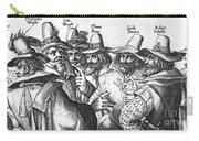 The Gunpowder Rebellion, 1605 Carry-all Pouch