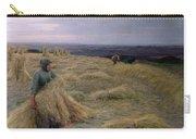 The Harvesters Svinklov Viildemosen Jutland Carry-all Pouch