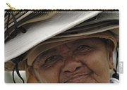 The Hat Lady Costa Rica Carry-all Pouch