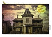 The Haunted Mansion Carry-all Pouch by Bill Cannon