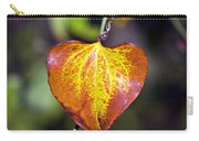 The Heart Of Autumn Carry-all Pouch