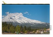 The Heart Of Mount Shasta Carry-all Pouch