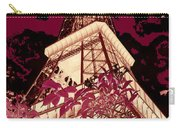 The Heart Of Paris - Digital Painting Carry-all Pouch