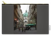 The Heart Of Vienna Carry-all Pouch