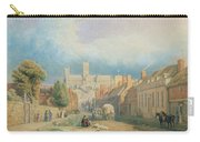 The High Street Lincoln  Carry-all Pouch