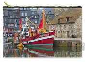 The Historic Fishing Village Of Honfleur Carry-all Pouch