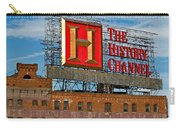 The History Channel Carry-all Pouch