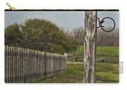 The Hitching Post Carry-all Pouch
