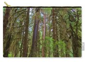 The Hoh Rain Forest Carry-all Pouch
