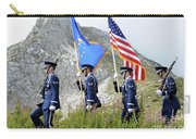 The Honor Guard Posts The Colors Carry-all Pouch