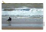 The Horse And The Sea Carry-all Pouch