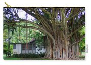 The House Beside The Banyan Tree Carry-all Pouch